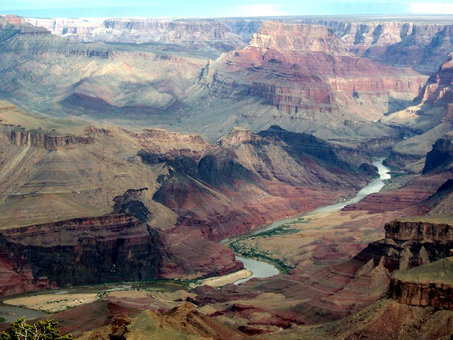 Grand Canyon National Park Photograph - Stretch Of Glory by Carrie Putz