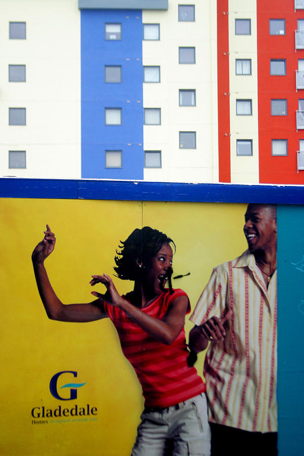 Photographer Photograph - Stripe Dance by Jez C Self