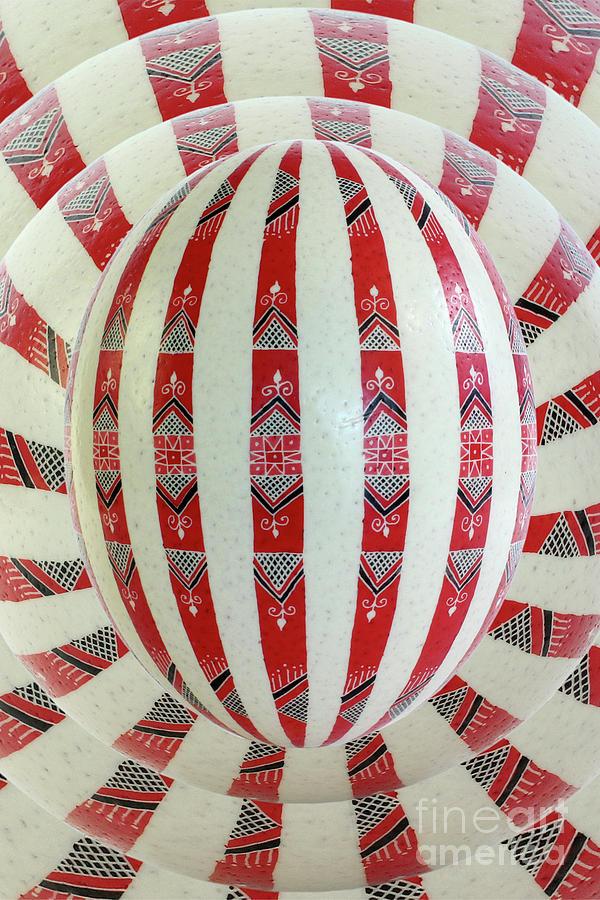 Stripes2 by E B Schmidt