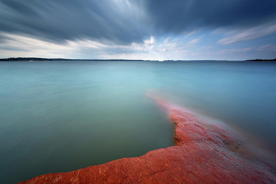 Strom Thurmond Lake by Derek Thornton