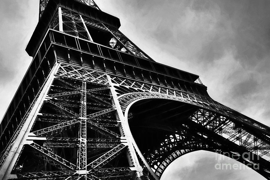 Strong As Steel In Paris by Mel Steinhauer