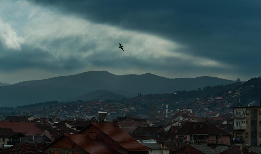 Makedonija Photograph - Strumica Blue by Jonas Sundberg