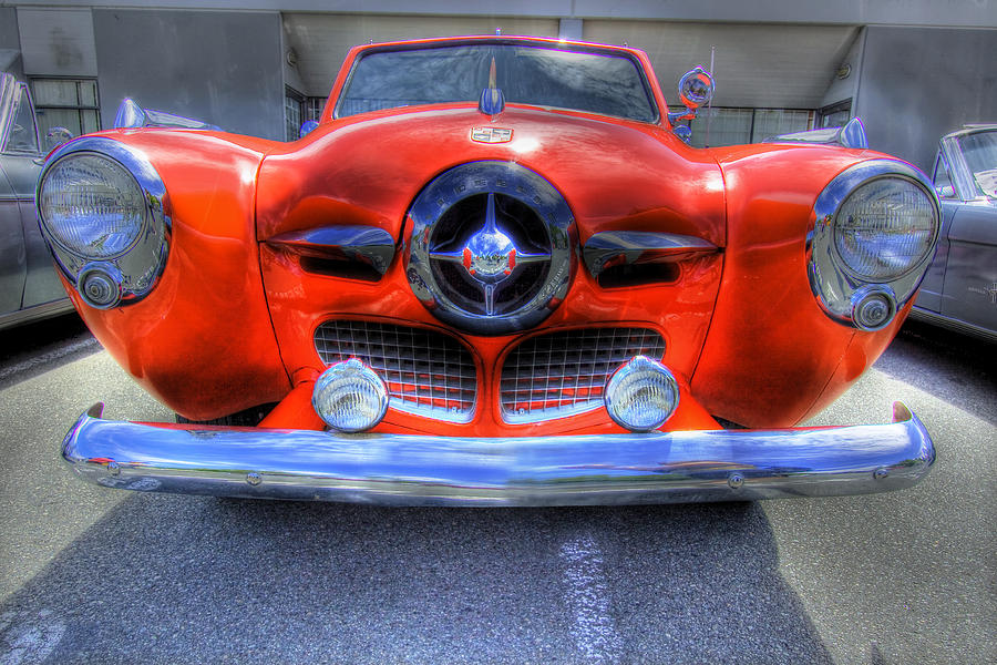 Old Car Photograph - Studebaker by Naman Imagery