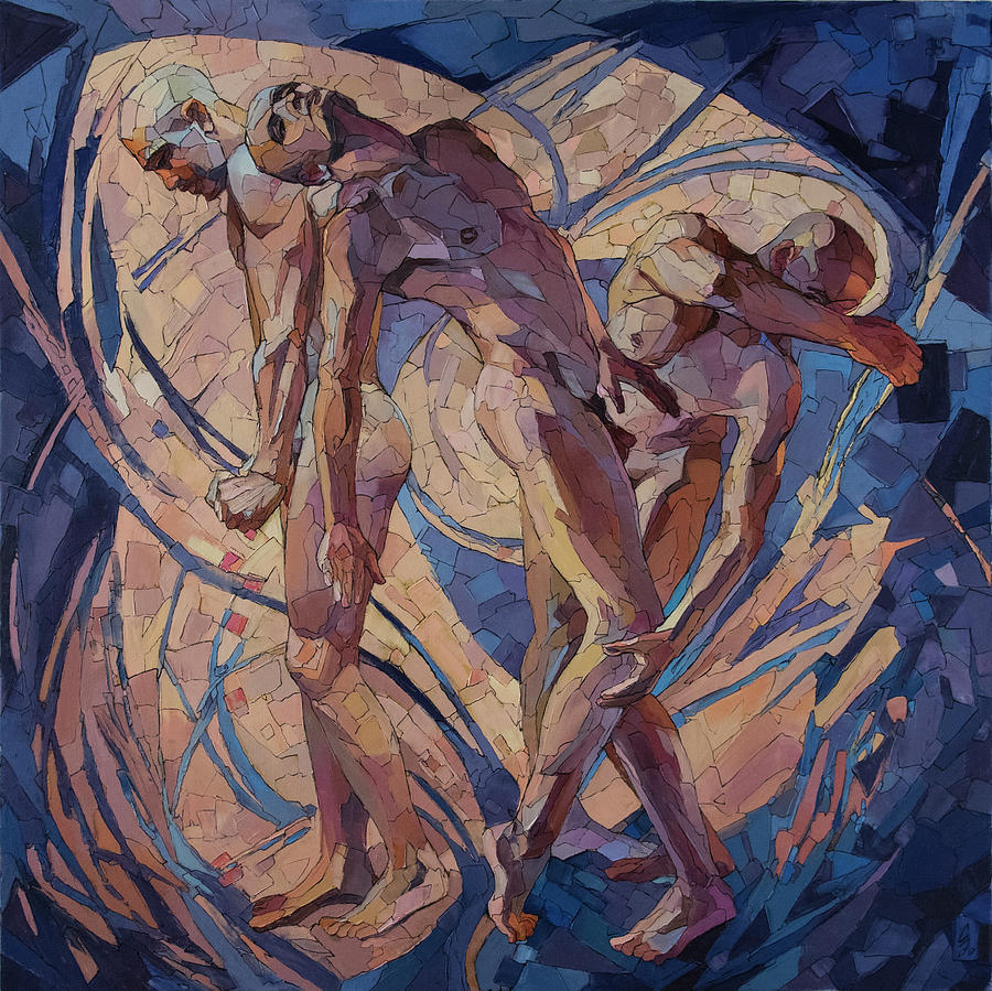 Stumble Painting by Sergey Sovkov
