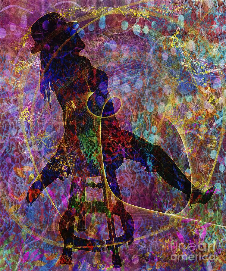 Art Digital Art - Stylin 4 by Sydne Archambault