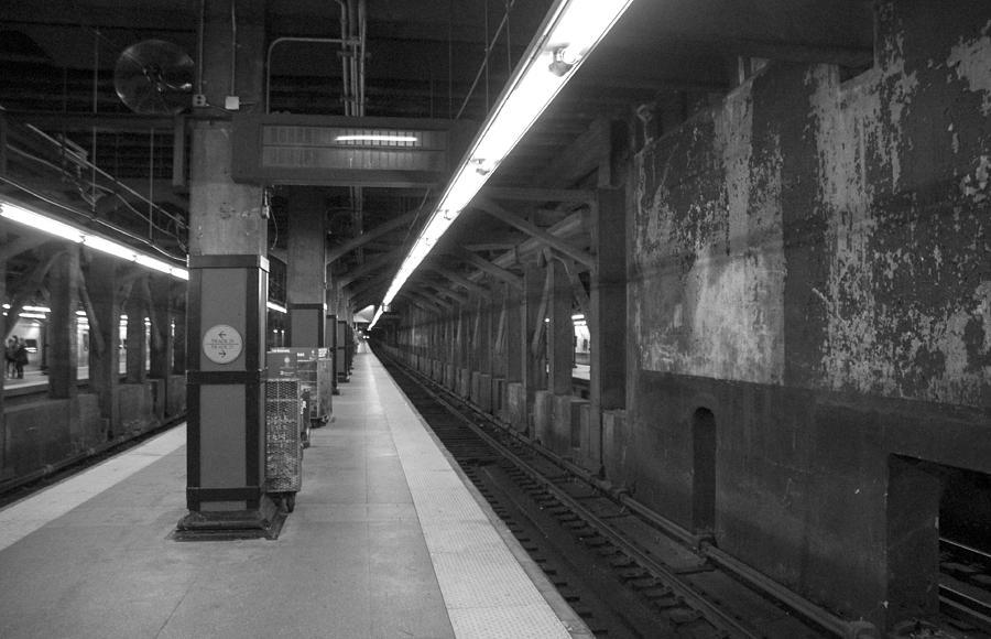 Subway At Grand Central Photograph