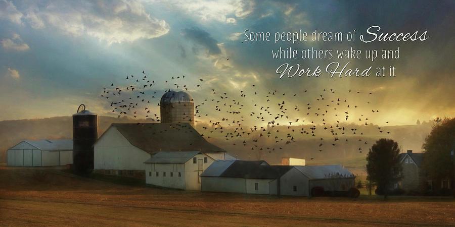 Inspirational Photograph - Success by Lori Deiter
