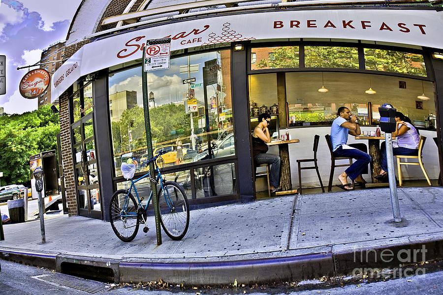 Breakfast Photograph - Sugar Breakfast  by Madeline Ellis