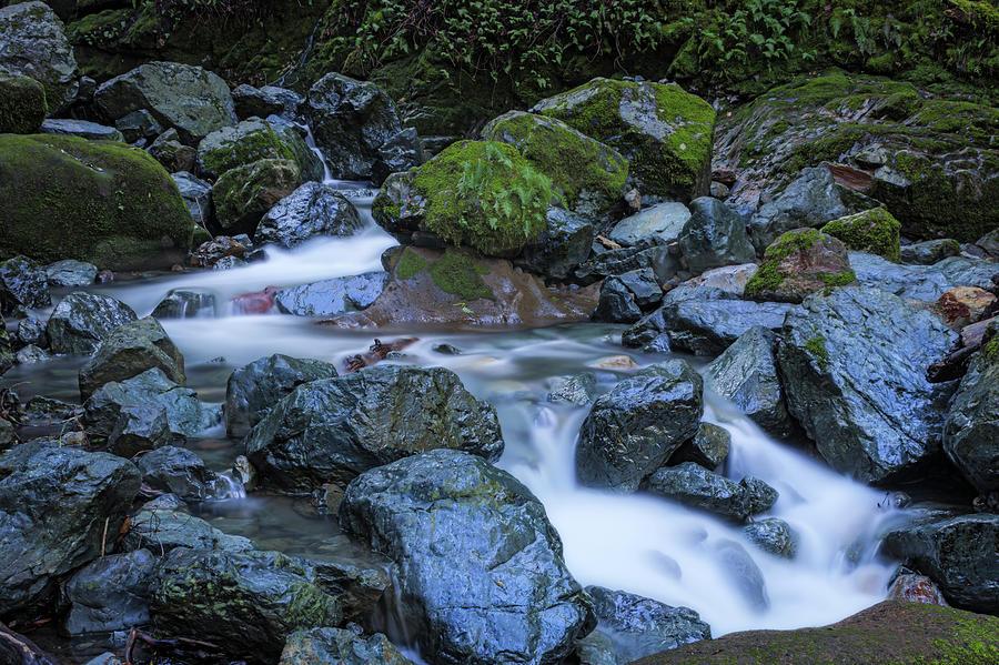Sugar Loaf  Waterfalls by Bruce Bottomley