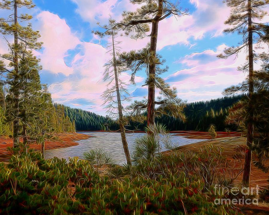Sugar Pine Lake by Patrick Witz