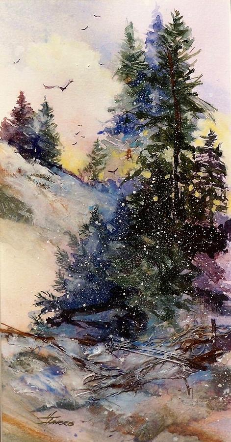SugarPines by Helen Harris