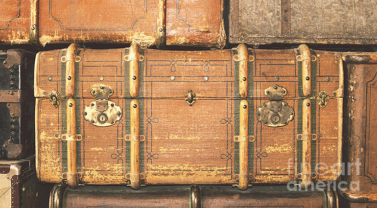 Suitcases Photograph