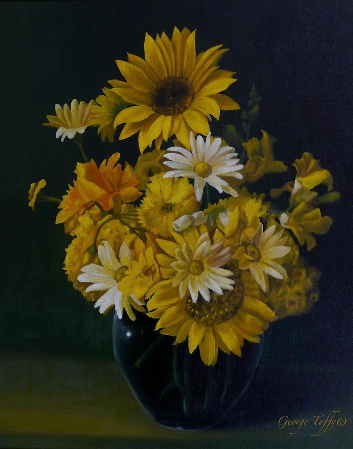 Summer abundance by George Tuffy
