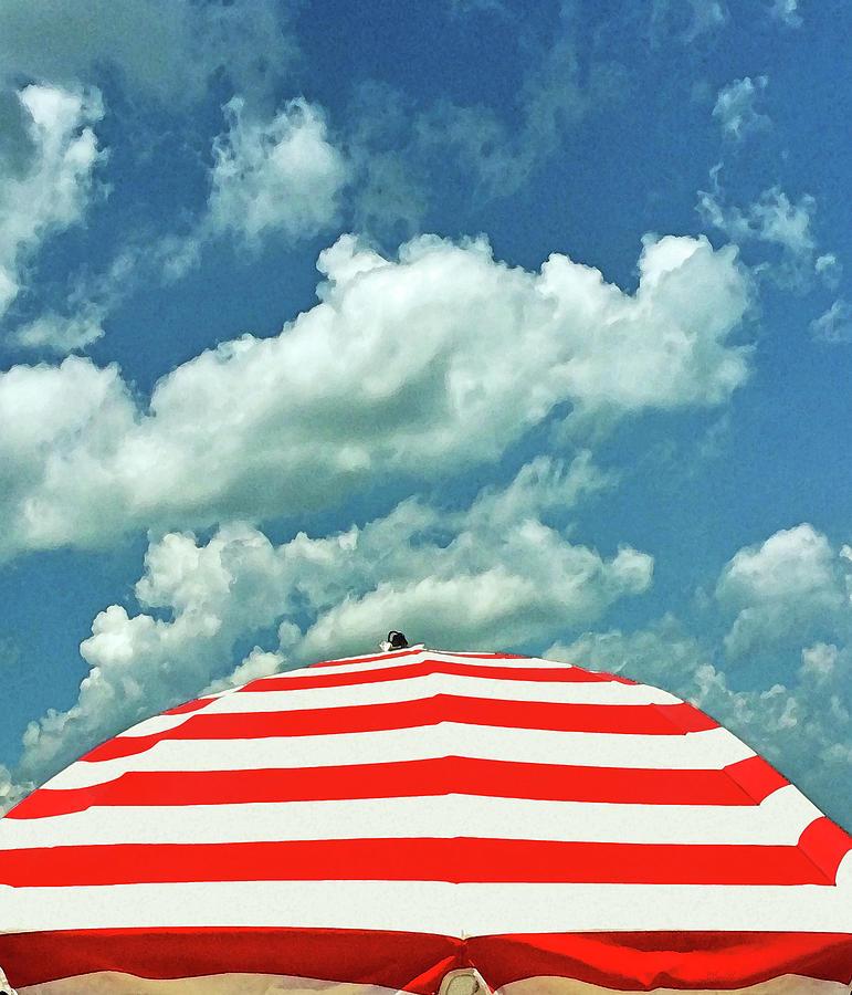 Summer Beach Sky by Deborah Smith