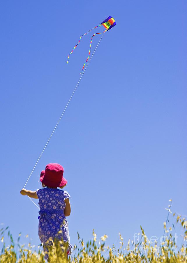 Carefree Photograph - Summer Days by Dean Birinyi