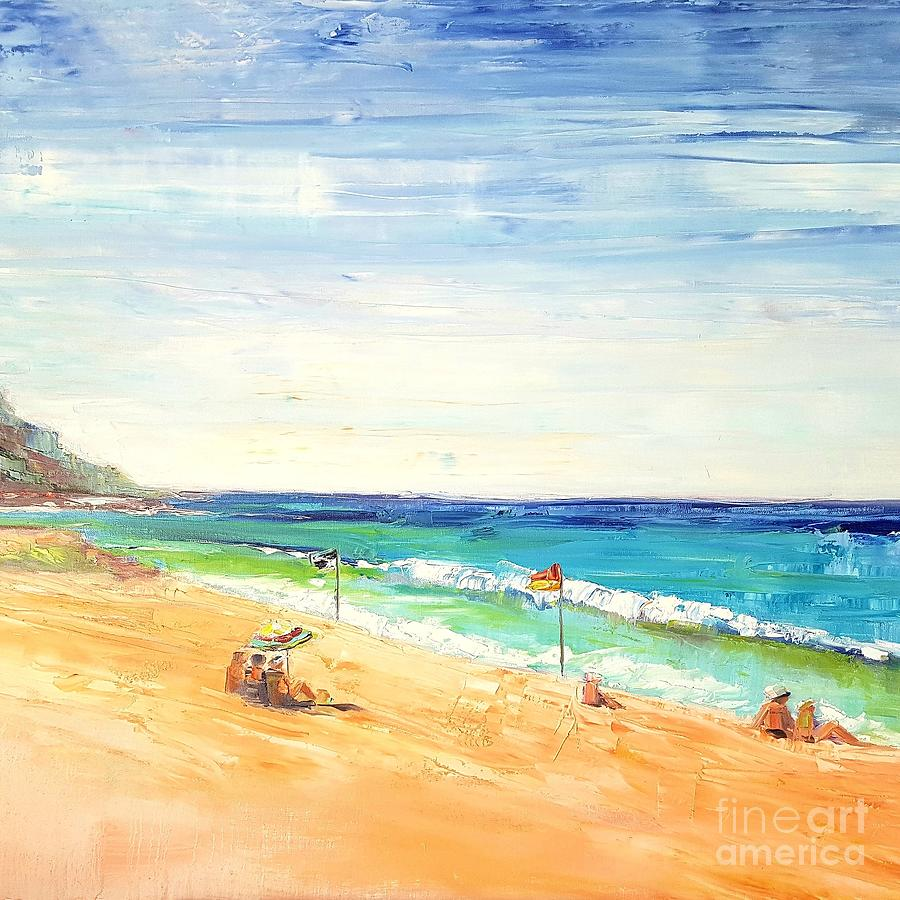 Summer Days by Kathy  Karas
