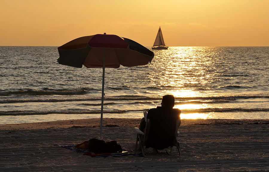 Fine Art Photography Photograph - Summer Get Away by David Lee Thompson