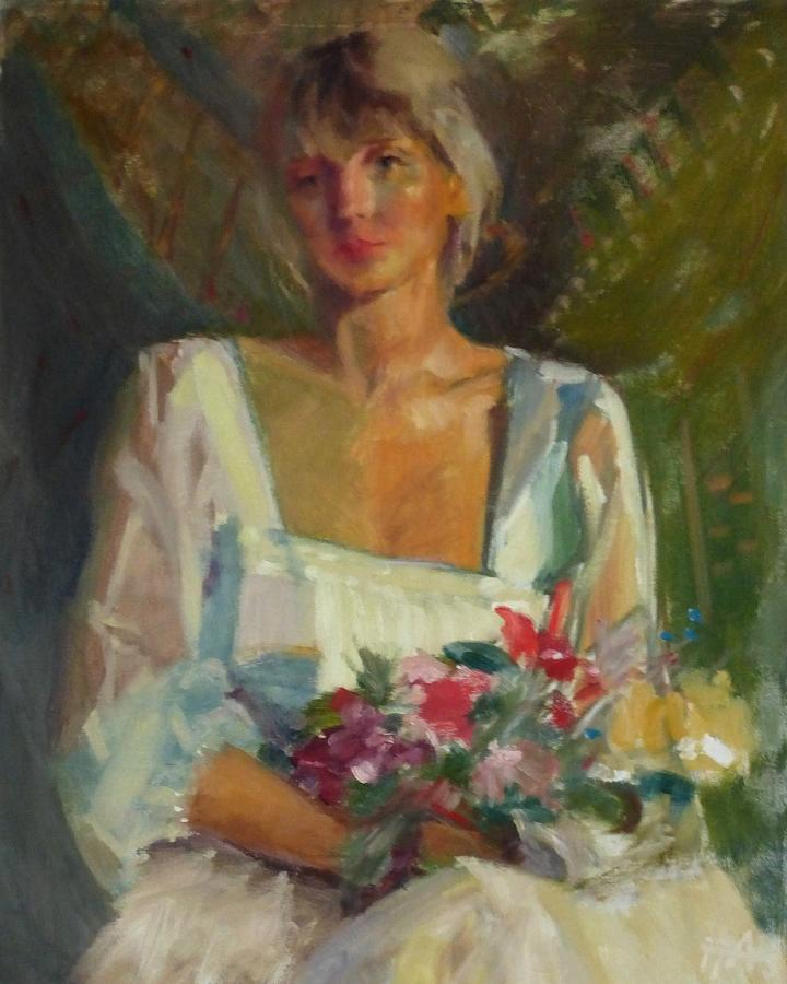 Summer Gift by Irena Jablonski