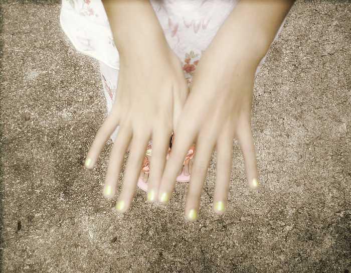 Summer Hands Photograph by Virginia Romani