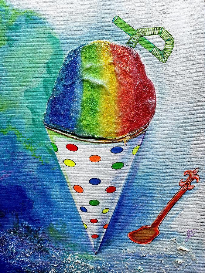 Summer Ice by John Duplantis