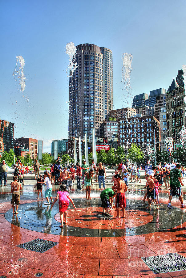 Summer in Boston by LR Photography