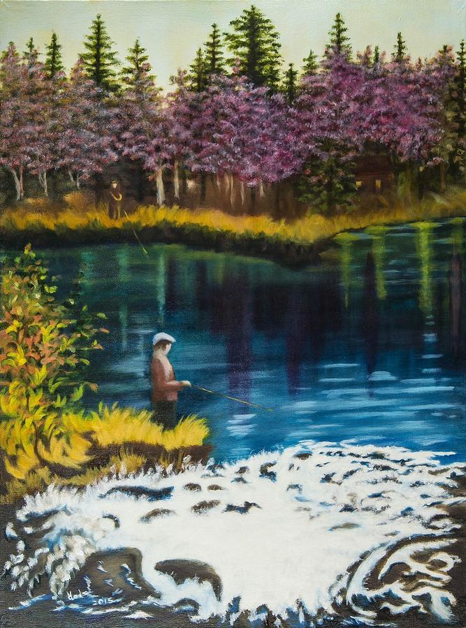 Summer in Finland by Douglas Ann Slusher