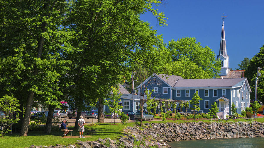 Summer in Waitsfield by Scenic Vermont Photography