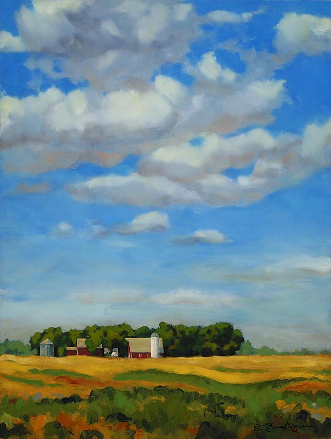 Summer Memories by Bruce Morrison