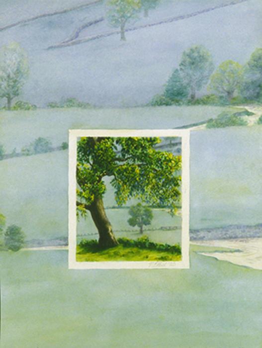 Summer Painting - Summer by Nancy  Ethiel