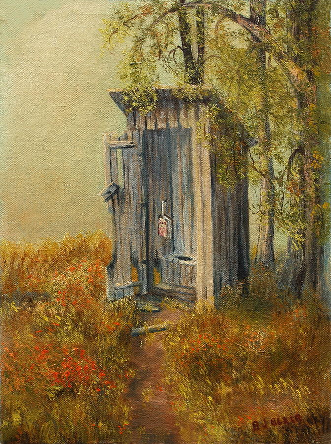summer-outhouse-2-bj-blair Painting Outside Of Mobile Home on drawing of mobile home, painting the exterior of your home, painting interior mobile home, improving the exterior of a manufactured home, painting over mobile home walls, color of mobile home,