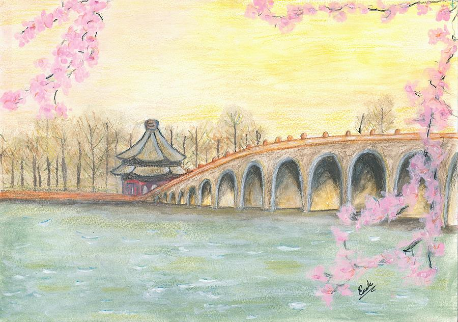 Summer Palace by Renata Vincoletto