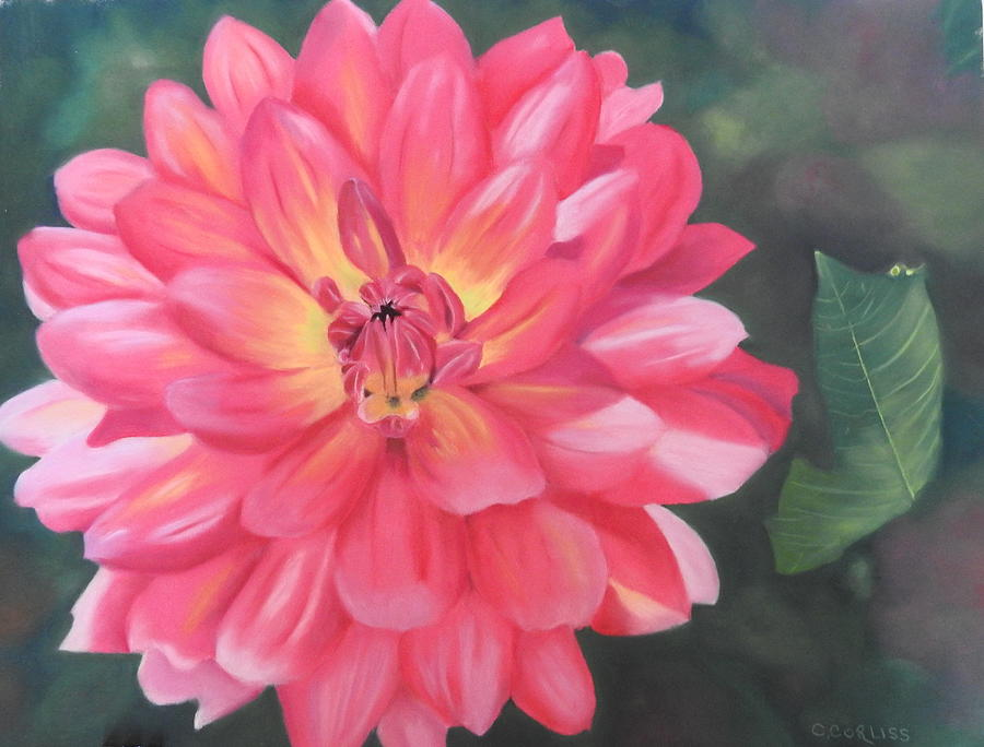 Summer Pinks by Carol Corliss