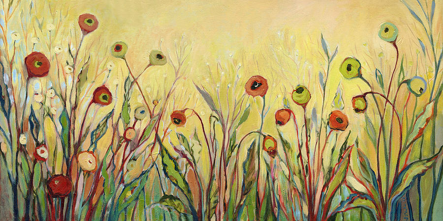 Summer Poppies Painting