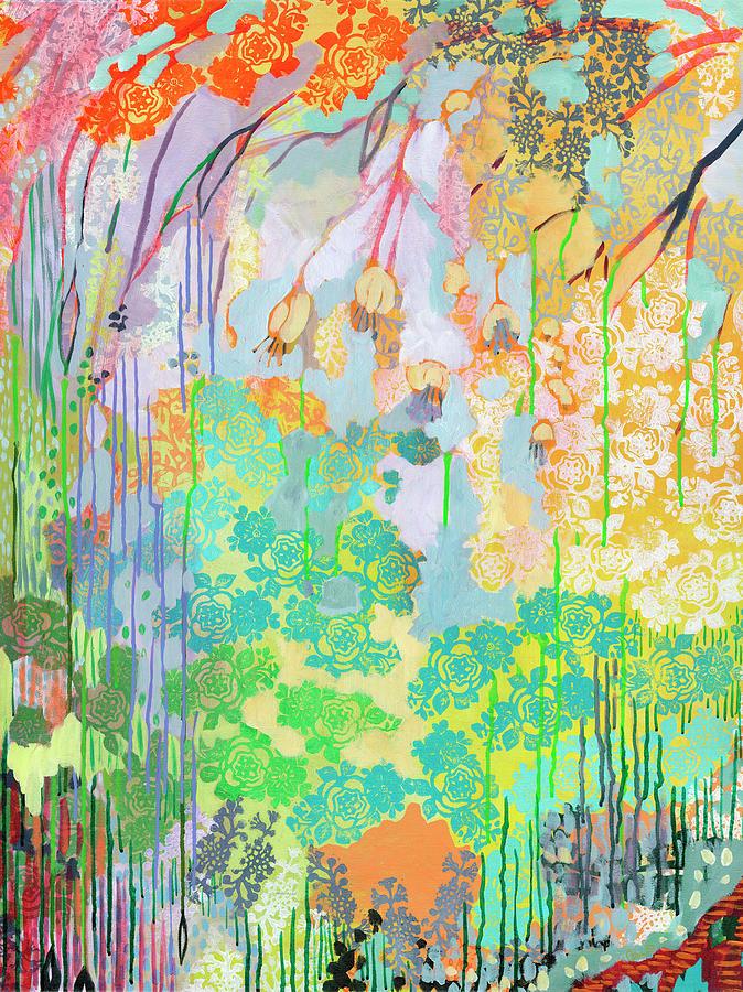 Summer Rain Part 2 Painting