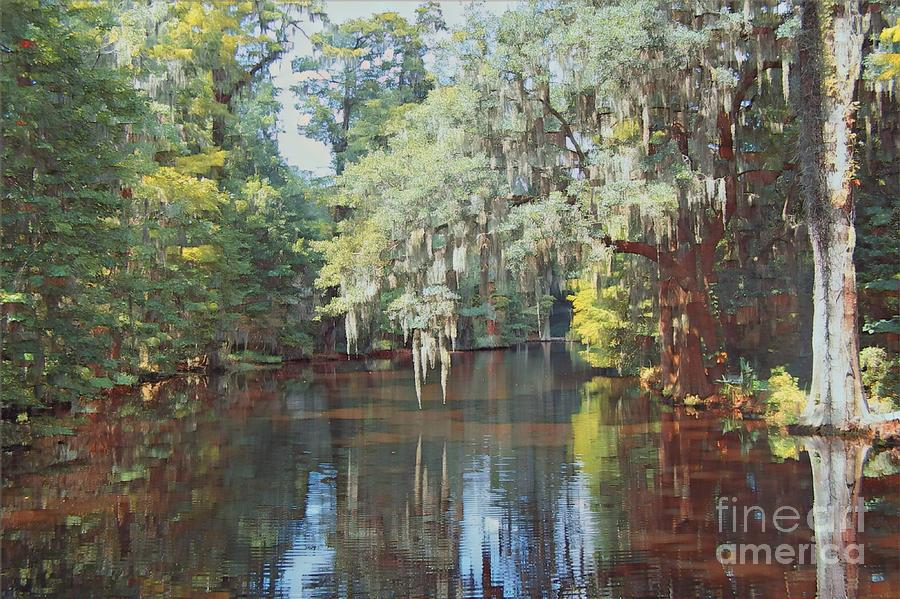Landscape Photograph - Summer Reflections by Melissa McInnis