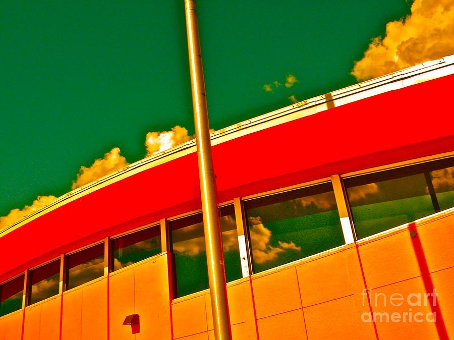 Summer School Photograph - Summer School by Chuck Taylor