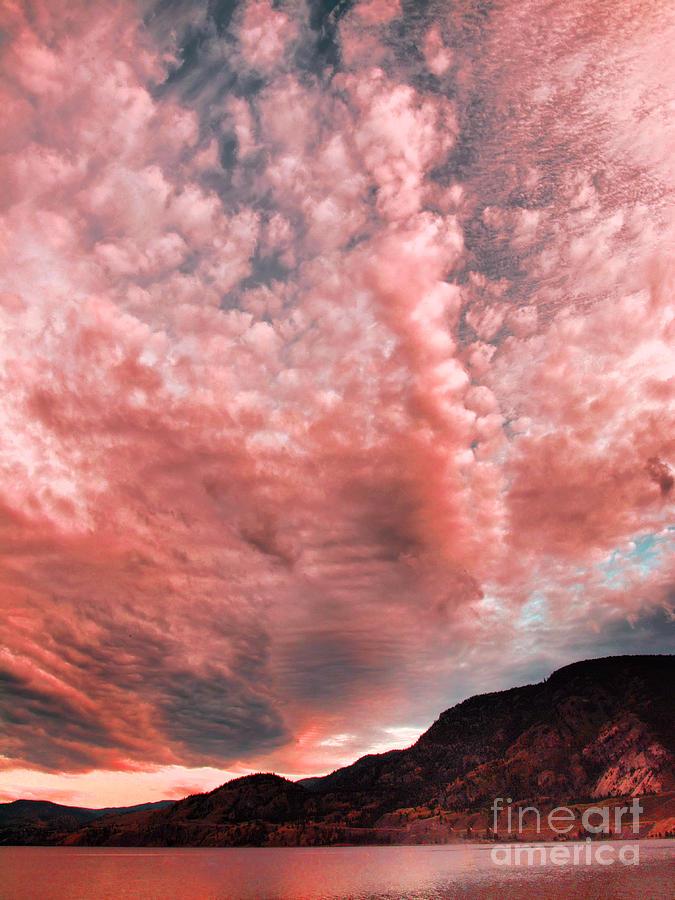 Sky Photograph - Summer Skies by Tara Turner