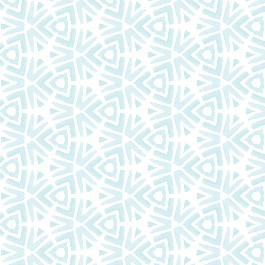 Pattern Digital Art - Summer Splash- Pattern Art by Linda Woods by Linda Woods