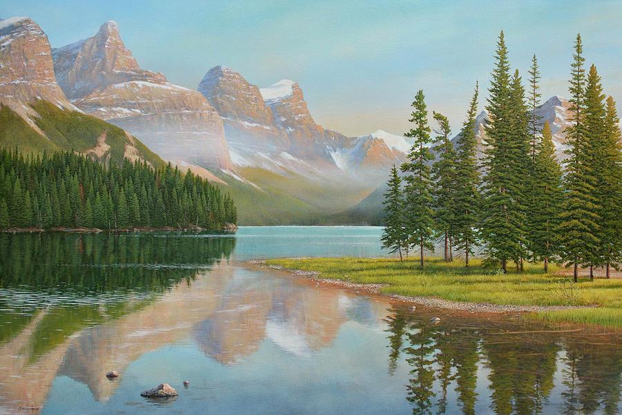 Summer Stillness by Jake Vandenbrink