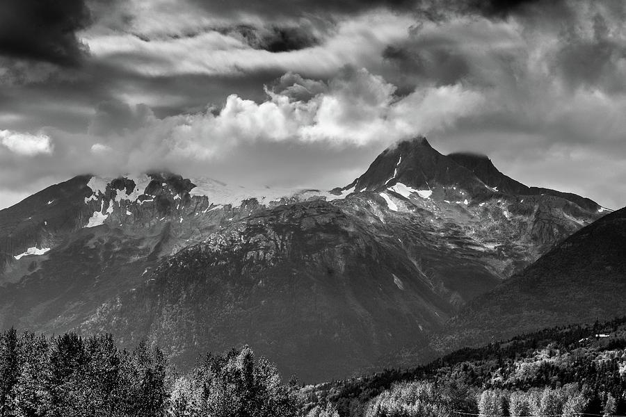 Landscape Photograph - Summer Storm Approaching by Jason Brooks