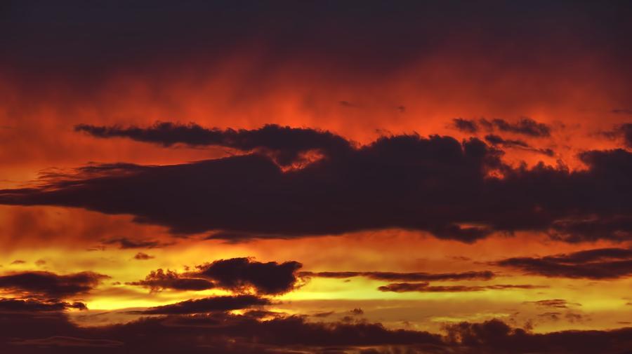 Sunset Photograph - Summer Sunset 04 by Jonathan Sabin