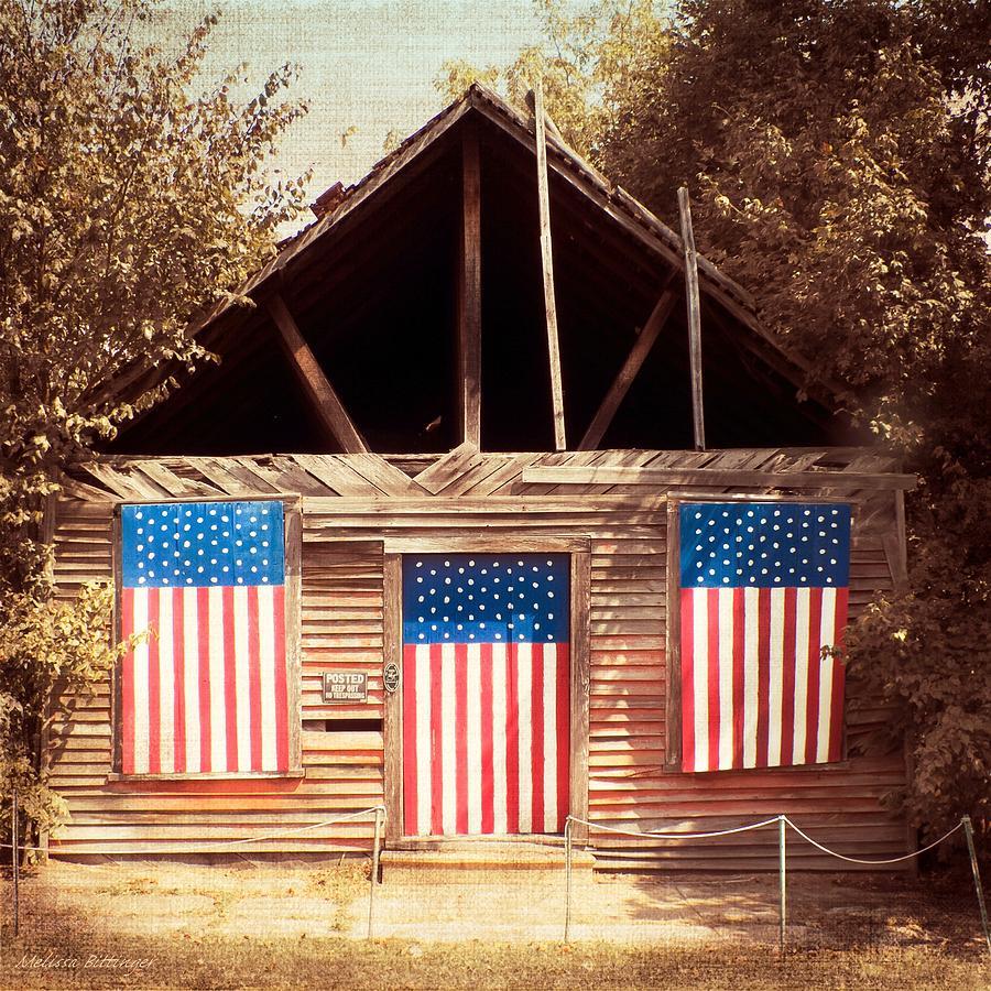 North Carolina Barn Photograph