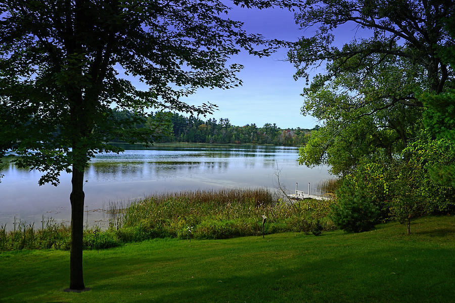 Landscape Photograph - Summers End by Judy  Johnson