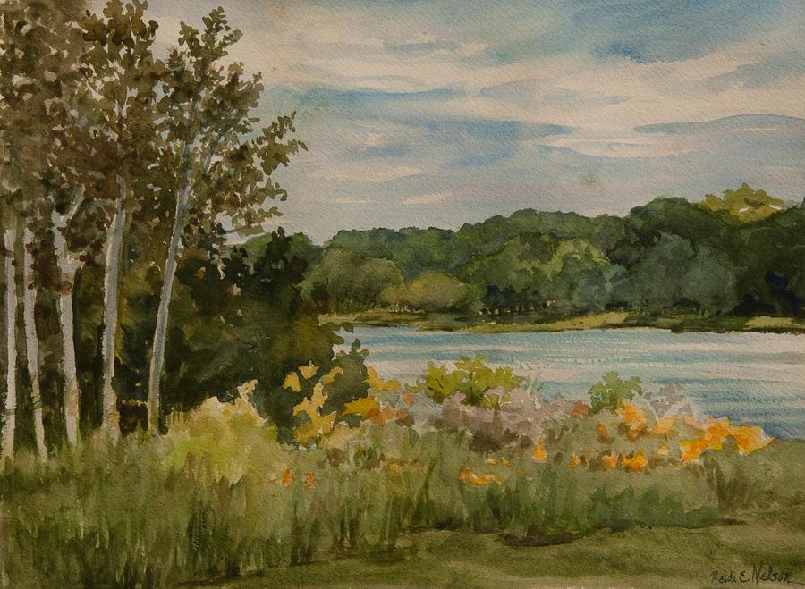 Summertime by Heidi E Nelson