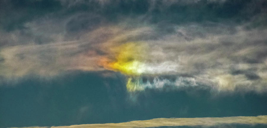 Sun Dog 2011 by Greg Reed
