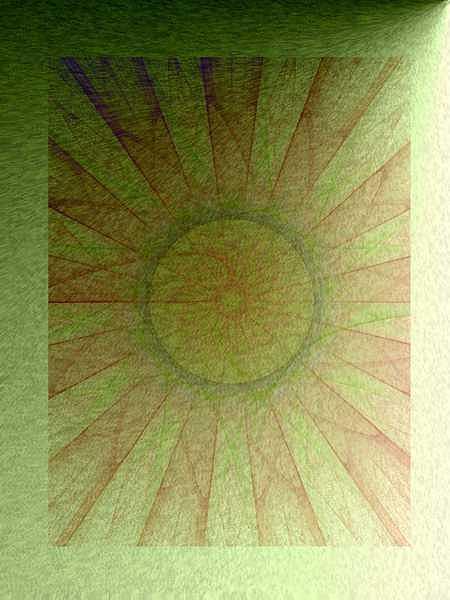 Sun Digital Art - Sun by Kirk Gatzka