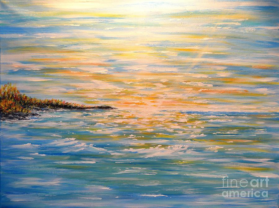 Sun Rise Sun Set by Greg Moores