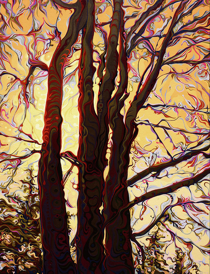 Sun-Shielding GallanTrees by Amy Ferrari