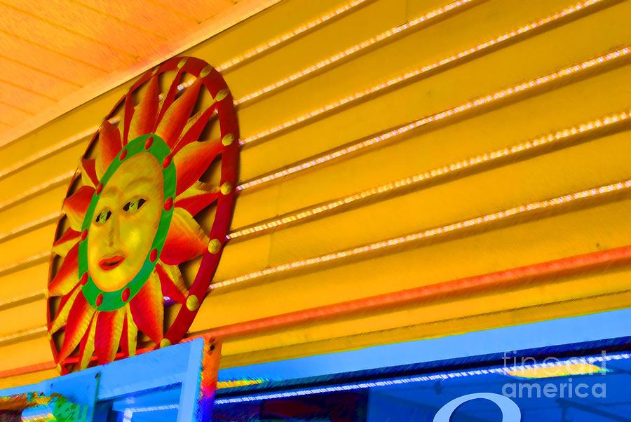 Rehoboth Photograph - Sun Shopping by Jost Houk