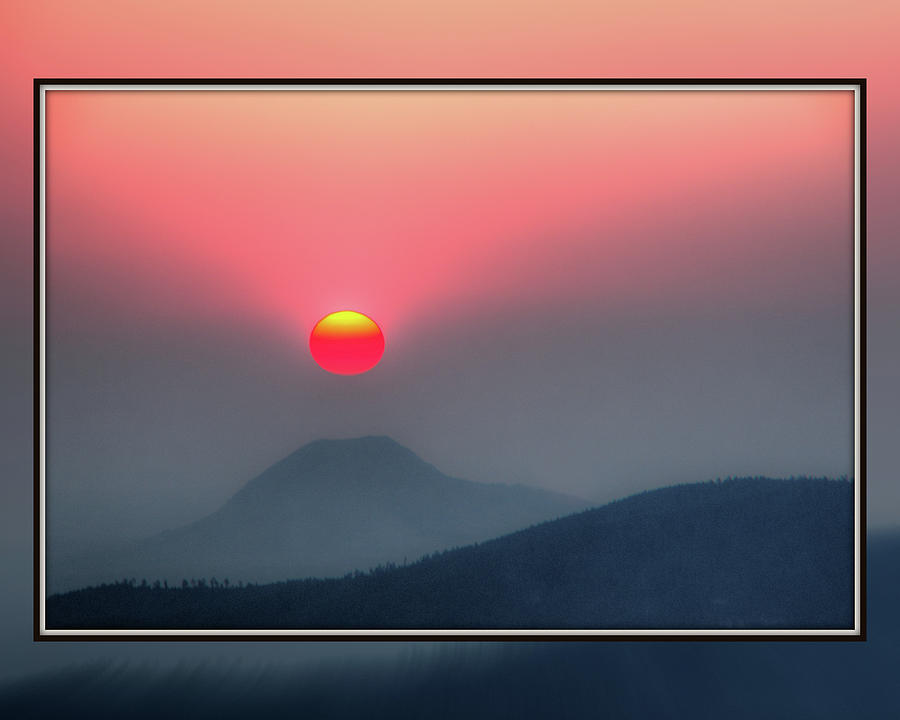 Sun Teed Up by Fiskr Larsen